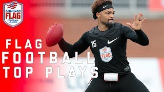 Download Flag Football Top Plays: Chad Johnson, Seneca Wallace and More! | NFL Video