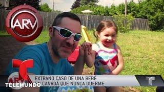 Download Niña con extraña condición nunca duerme   Al Rojo Vivo   Telemundo Video