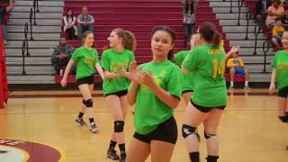 Download Middle School Volleyball Tournament 2017 Video
