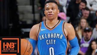 Download Oklahoma City Thunder vs Sacramento Kings Full Game Highlights / Feb 22 / 2017-18 NBA Season Video