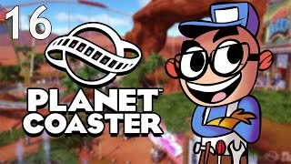 Download Northernlion Plays - Planet Coaster - Episode 16 [Lazy River] Video