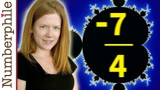 Download 63 and -7/4 are special - Numberphile Video