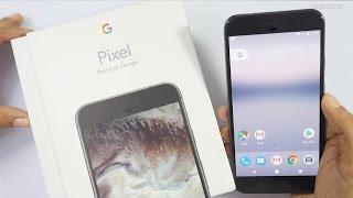 Download Google Pixel XL Smartphone Unboxing & Overview (Indian Unit) Video