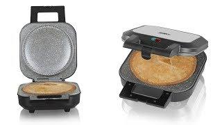 Download Kitchen Gadget Testing - Electric Pie Maker Video