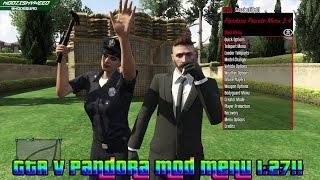 Download GTA V Pandora Mod Menu 1.27!! Video