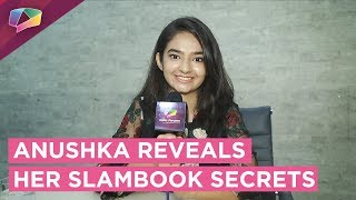 Download Anushka Sen Shares Her Slambook Secrets | Exclusive Interview Video