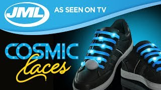 Download Cosmic Laces from JML Video