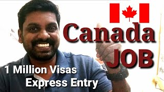 Download How To Get Canada Work Visa And Procedure | Through Express Entry.. ! Video