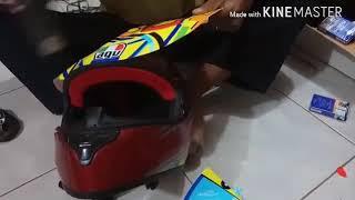 Download Pasang Decal Helm Universal Yamaha Vixion AGV Soleluna Video