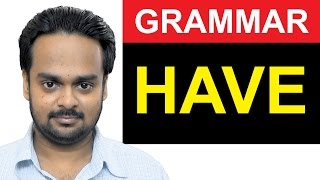 Download HAVE, HAS, HAD - English Grammar Basics - Difference Between Have and Has - When to Use Had Video