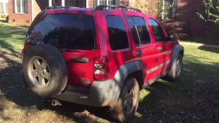 Download Jeep Liberty brake light repair Video
