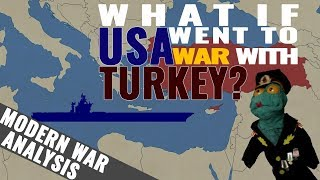 Download What if USA went to war with Turkey? (2018) Video