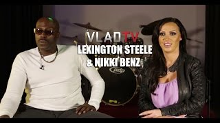 Download Lex Steele & Nikki Benz: Kim K.'s Claim To Fame Is The Same As Ours Video