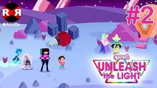 Download Steven Universe Unleash the Light - iOS (Apple Arcade) Walkthrough Gameplay Part 2 Video