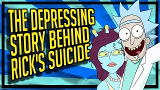 Download The Depressing Story Behind Ricks Suicide Attempt (Rick and Morty Theory/Video Essay) Video