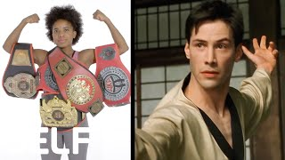 Download Fighting Expert Breaks Down Movie & TV Fight Moves | SELF Video