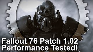 Download Fallout 76 Patch 1.02: Does The 47GB Patch Really Improve Performance? Video
