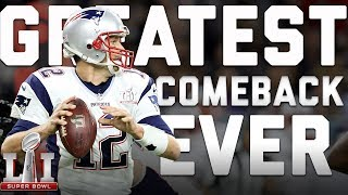 Download The Greatest Comeback in Football History | NFL NOW Video