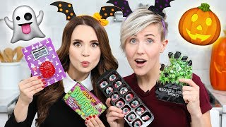 Download TRYING FUN HALLOWEEN CANDY w/ Hannah Hart! Video