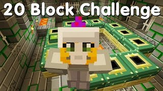 Download Minecraft PS4 - 20 Block Challenge - I Found It! (33) Video