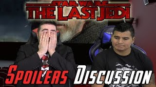 Download Star Wars: Last Jedi Spoilers Discussion Video