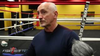 Download Barry McGuigan ″Rigondeaux is a stinker! Carl has knocked out 2 sparring partners!″ Video