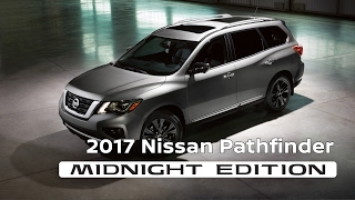 Download 2017 Nissan Pathfinder Midnight Edition Video