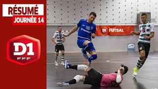 Download D1 Futsal, les buts de la 14e journée I FFF 2019-2020 Video