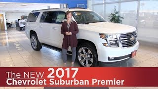 Download New 2017 Chevrolet Suburban Premier - Minneapolis, St Cloud, Monticello, Buffalo, Rogers, MN Video