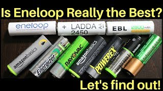 Download Which Rechargeable Battery is the Best? Let's find out! Video