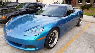 Download H/C/I LS2 Corvette vs Bolt On Mustang 5.0, LS1 RX-7 & Built LS3 Corvette Video