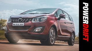 Download Mahindra Marazzo : Like never seen before 100% clickbait : PowerDrift Video