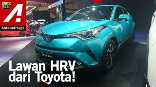 Download Toyota C-HR first impression review from GIIAS 2017 Video