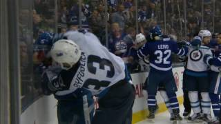 Download Gotta See It: Byfuglien and Martin scrap after Laine scores his 30th Video