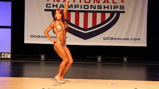 Download Aubrei Conway- OCB Nationals 2017 Bikini T-Walk Video