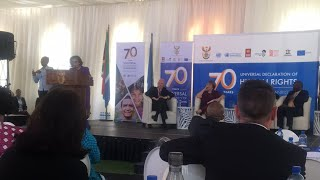 Download UDHR70 UN High Commissioner for Human Rights, Ms Michelle Bachelet Video