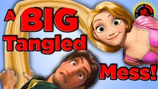 Download Film Theory: Tangled - Rapunzel's Hair is KILLING Itself! Video