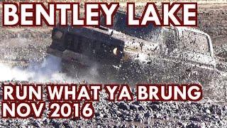 Download BENTLEY LAKE ROAD MUD BOG NOV 2016 Video