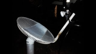 Download Tutorial Lengkap Bikin Antena Kipas TV satelit Mini Ninmedia Pemula Video