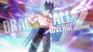 Dragonball Xenoverse 2 - SSR Transformation & Black CaC Outfit