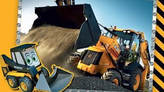 Download Top 8 Diggers for Children | JCB Dump Trucks, Tractors & Excavators Video