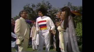 Download Sharaabi (1984 film): Shoot of a scene and its screenplay Video