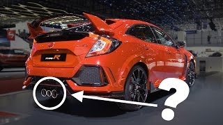 Download 2018 Honda Civic Type R: Cool Facts & Weird Triple Exhaust Explanation Video