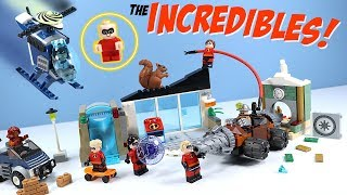 Download LEGO Juniors The Incredibles 2 Construction Sets Dash Build Review Video