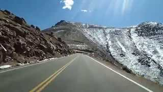 Download Dashcam Video of the Drive up Pike's Peak, Colorado Video