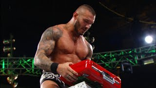 Download Randy Orton wins WWE Money in the Bank Ladder Match: WWE Money in the Bank 2013 Video