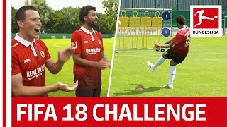Download Hannover's Surprise Performance - EA Sports FIFA 18 Bundesliga Free Kick Challenge Video