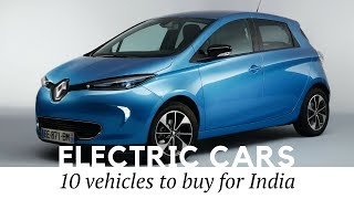 Download 10 Best Electric Cars for India (Buyer's Guide and Review of Technical Specifications) Video