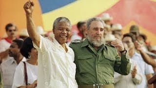 Download Nelson Mandela & Fidel Castro: A Video You Won't See on the Evening News Video