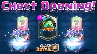 Download Clash Royale - Chasing *NEW* INFERNO DRAGON!! (SMC Opening) Video